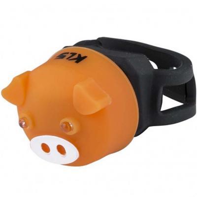 Kellys Taillight KLS Piggy, Orange