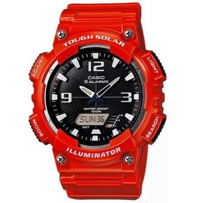 Casio AQ-S810WC-4ADF Digital Black Dial Watch for Men