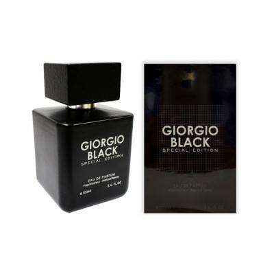 Giorgio Black Special Edition Edp 100 ml edP for Men