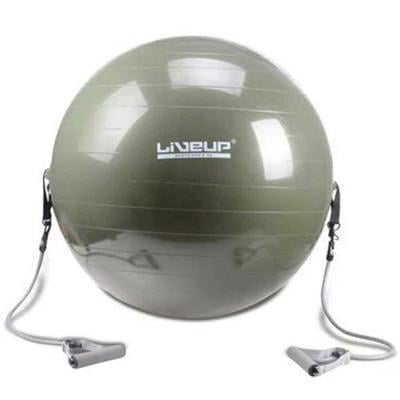 Live Up LS3227 Gym Ball With Exerciser 65 cm
