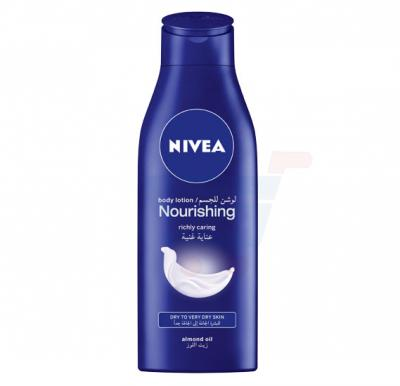 NIVEA Nourishing Body Lotion For Extra Dry Skin 400 ML