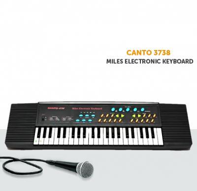 Canto 3738 Miles Electronic Keybroad