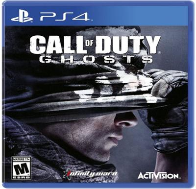 Activision Call of Duty Ghosts For PS4