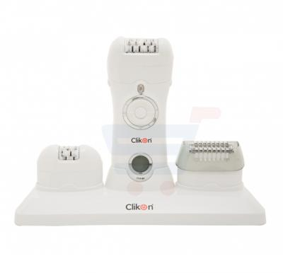 Clikon Ladied Epilator And Shaver 2 In 1 - CK3242