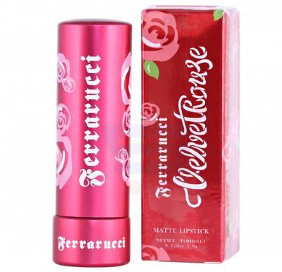 Ferrarucci Velvet Rouge Lipstick 3.8g, Bombshell Red