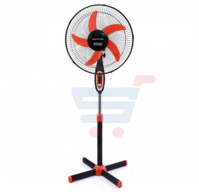 Krypton 16 Inch Stand Fan with Night Light-KNF6012