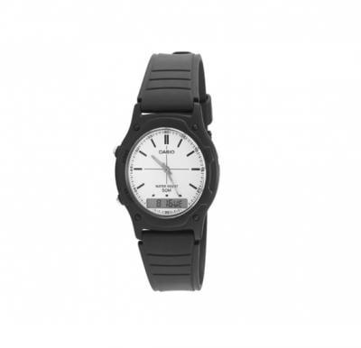 Casio Mens Resin Band Analog or Digital Watch AW-49H-7EVDF (CN)