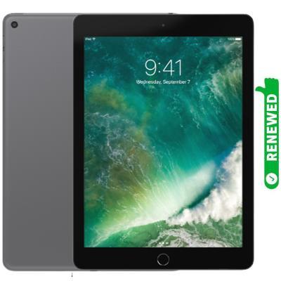 Apple iPad 5 9.7 Inch WiFi 32GB Storage Space Grey 5th Gen, Renewed