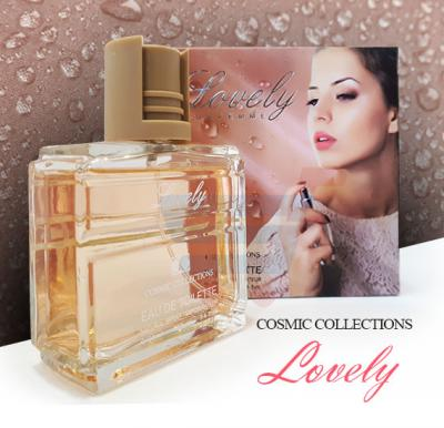 Lovely Perfume For Women, Cosmic Collections 100ml