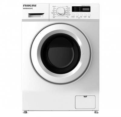 Nikai 6Kg Fully Automatic Front Loading Washing Machine, White  NWM600FN7