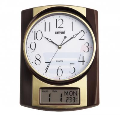 Sanford Analog and Digital Wall Clock - SF057WC