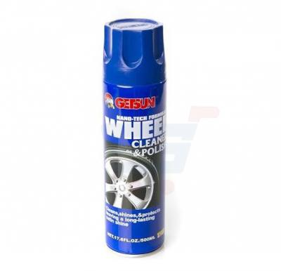 Getsun Wheel Cleaner and Polish 500ml