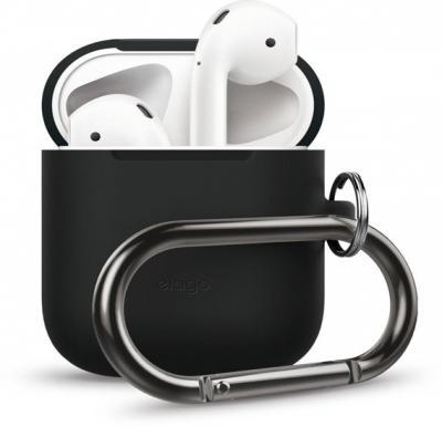 Elago AirPods Hang Case for AirPods Case - Black