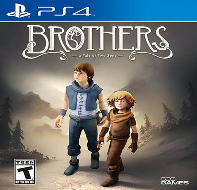 505 Games Brothers A Tale of Two Sons For PS4