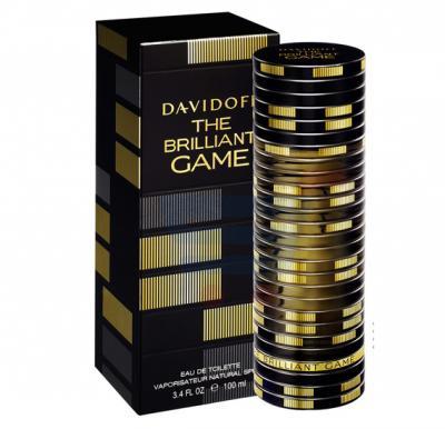 Davidoff the Brilliant Game Edt 100ml For Men