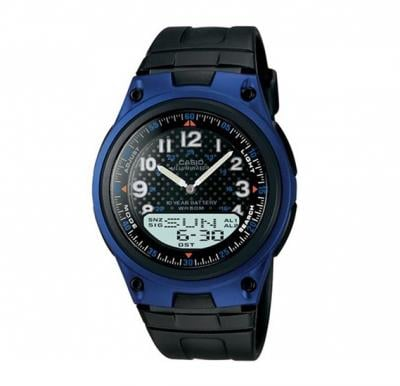 Casio  Forester Analog Digital  Watch AW-80-2BVDF (CN)