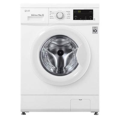 LG Fully Automatic Front Loading Washing Machine, 7kg, White-FH2J3QDNPO
