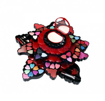 Make Up Kit Set Butterfly Design Beauty Face Treasure - Art No.354