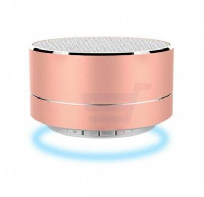 F5 Mini Super Bass Multi-Color Wireless Bluetooth LED Speaker With  Micro SD & USB Support