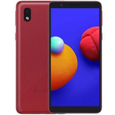 Samsung Galaxy A01 Core Dual SIM, 1GB RAM 16GB Storage, 4G LTE, Red