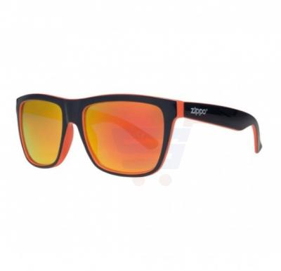 Zippo Oversized Sunglasses Orange - OB22-01