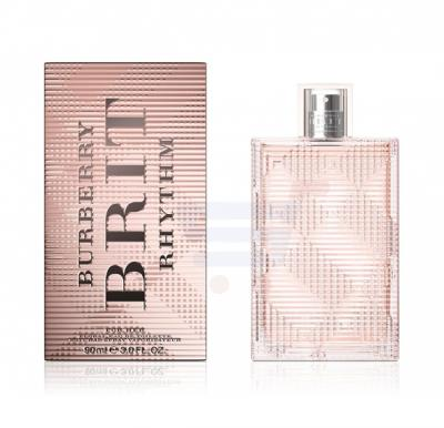 Burberry Brit Rhythm Floral EDT 90ml For Women
