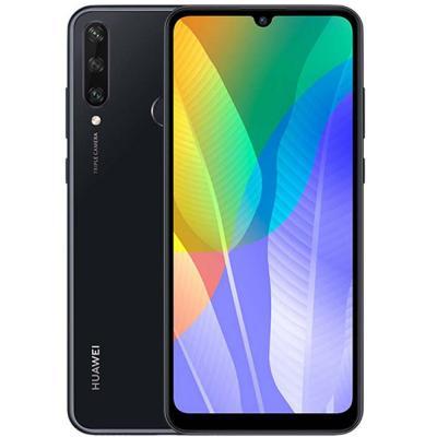 Huawei Y6P Dual SIM 3GB RAM 64GB 4G LTE-Midnight Black