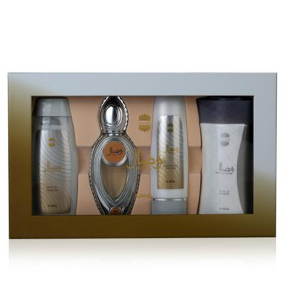 Ajmal Perfume Wisal Gift Set for Unisex 6293708004409