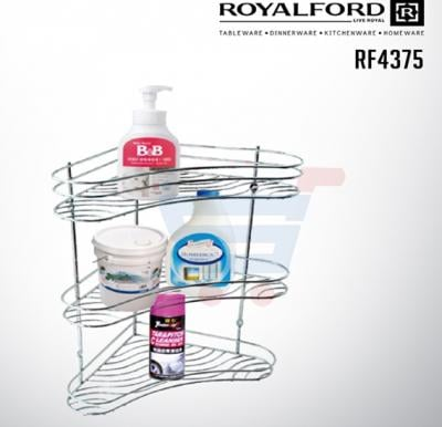 Royalford 3 Layer Corner Rack - RF4375