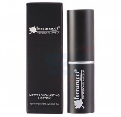 Ferrarucci Matte Lipstick 3.8g, Fabulous Brown