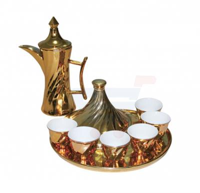 RoyalFord Miniature Cawa Set Golden - RF8365