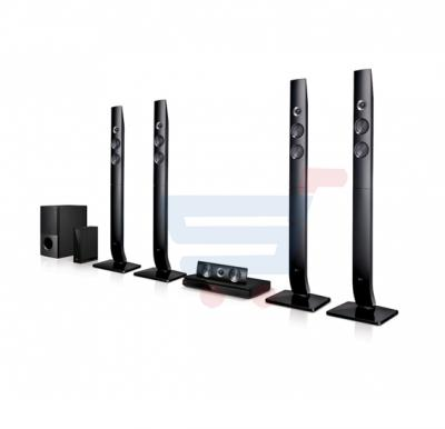 LG 1200W 5.1 Ch Home Theater System With DVD Player - LHD756W