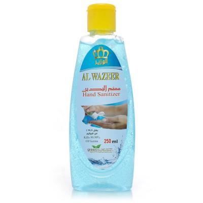 Al Wazeer Antibacterial Hand Sanitizer 250 ML
