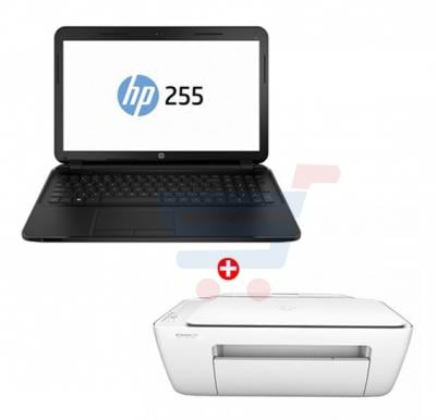 Bundle Offer! HP 255-AMD Laptop, 4GB RAM, 500GB HDD,15.6 inch LED Display, DOS & Get HP Deskjet 2130 3-in-1 Printer FREE!!!