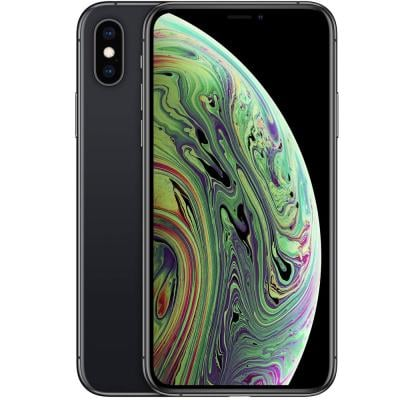 Apple iPhone Xs, 4GB RAM 256GB Storage, 4G LTE with FaceTime, Space Gray, Activated