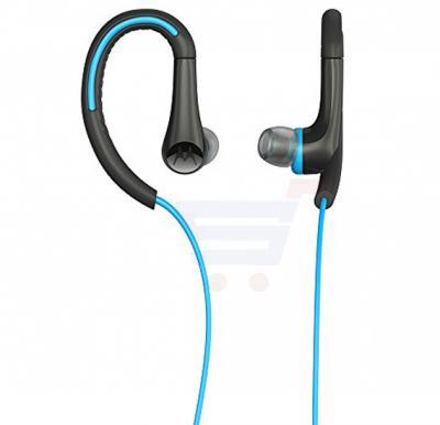 Motorola Sports Headphones Blue