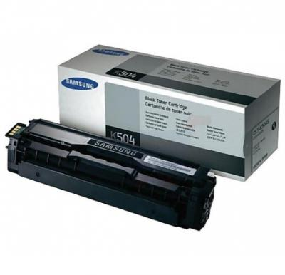 Samsung All in One Printer Toner Cartridges Black For SL-C1860FW - CLT-K504S
