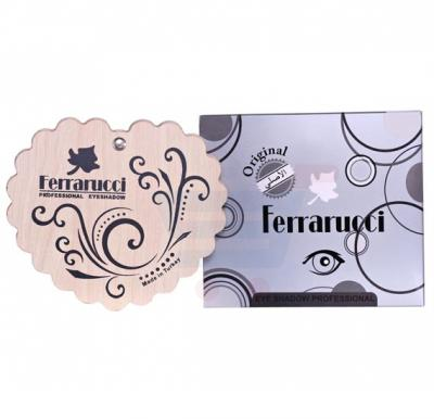 Ferrarucci 5 Color Eye Shadow 110g, 17