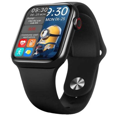 BSNL HW16 Split Screen Smart Watch with Rotating Side Button, Assorted Color