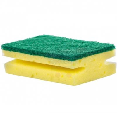 Clorox Scourer Total Easy Grip Sponge 3 Piece