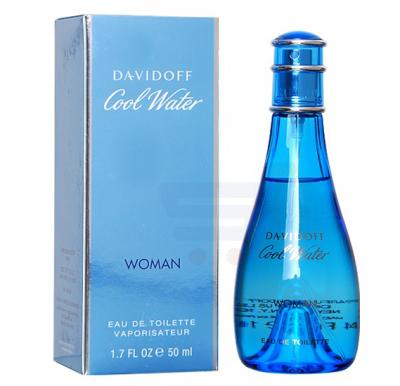 Davidoff Cool Water EDT 50ml For Women