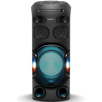Sony High-Power Portable Party System, MHC-V42D, Black