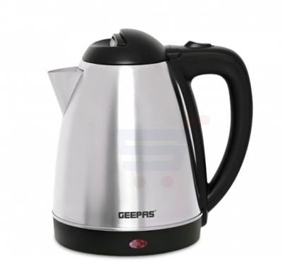 Geepas 1.8 Litre Stainless Steel Electric Kettle GK5466