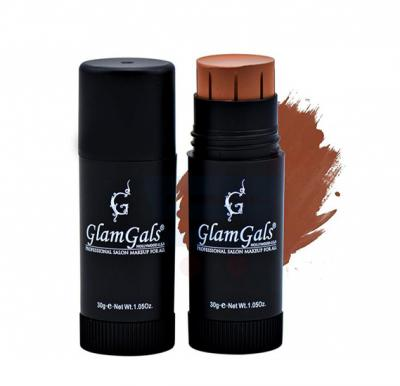 GlamGals Stick Foundation Brown - SF10