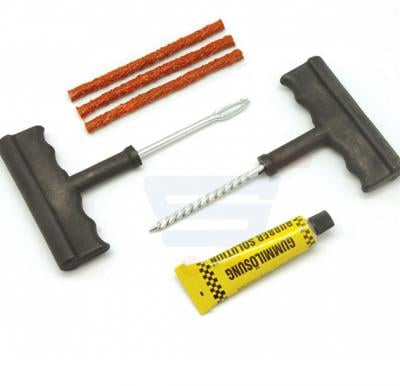 Car and Bike Tubeless Tire Puncture Toolkit