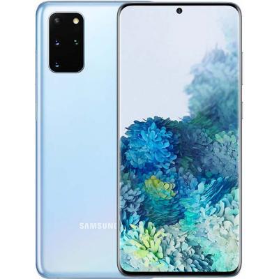 Samsung Galaxy S20 Plus Dual SIM 12GB RAM 128GB 5G, 6.7 Inch, Cloud Blue