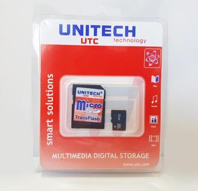 Unitech Multimedia Digital Storage Device 32GB, Black