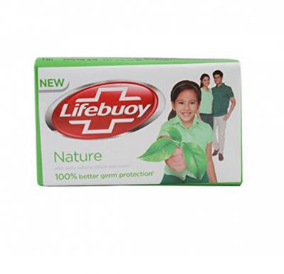 Lifebuoy Nature Soap Bar 125gm