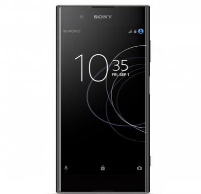 Sony Xperia XA1 Plus Dual Sim - 32GB, 4GB RAM, 4G LTE - Black