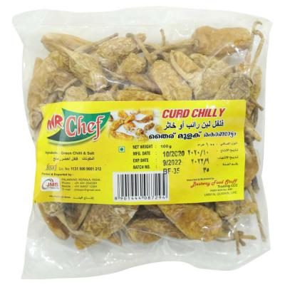 Mr Chef Curd Chilly 100 gm
